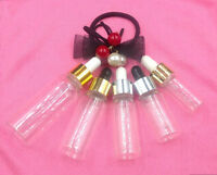 LOT Transparent DROPPERS for Essential Oils Bottle 10ml 20ml 30ml 50ml