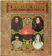 The Mamas & the Papas-Golden Era Volume 2-Original 1968 usa dunhill VINYL LP