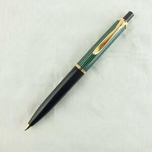 Pelikan Kugelschreiber K400 grün gestreift