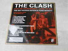THE CLASH Give em your money... Love to Sid LP live Music Machine London 78
