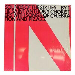 ST ANTHONY CHORISTERS Sounds Of 60s LP Santa Barbara CA Private Psych Freak Folk