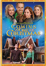 COMING HOME FOR CHRISTMAS~2013 VG/C DVD~CARLY MCKILLIP BRITT MCKILLIP G. CANYON