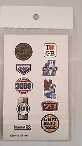 Gumball 3000 Patches. Brand New! ---- Was £10