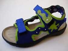 RICOSTA Kinder Schuhe 25 M Sandalen Blau / Grün  NEU