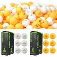6Pcs/Box 3-Stars 40mm Quality Pro Table Tennis Balls Ping Pong Balls Training