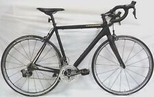 NEW NOS CANNONDALE MENS 54CM BLACK INC CAAD10 ROAD BIKE -  ULTEGRA DI2