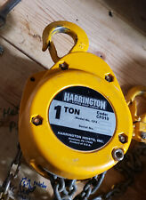 1 Ton Harrington Chain Hoist