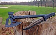 Tomahawk Messer Machete Axt Beil  Knife Hammer  Tactical  Ascia Hache