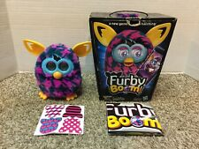 Tested & Working Furby Boom! Interactive Talking Toy w/ Box, Instructions & More