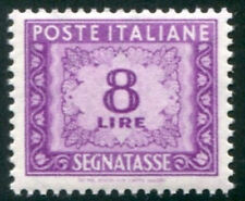 Francobolli italiani Segnatasse nuovo non linguellato