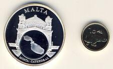 MALTA vor EURO - MOSTA - Kathedrale - ANSEHEN (12023/1382N)