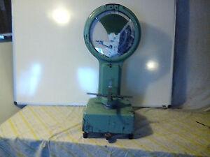 Genuine original Retro Industrial  Scales Garden Feature Display Period Piece