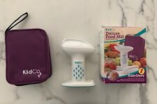 Kidco Deluxe Food Mill with Travel Tote - excellent condition