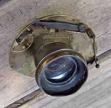 """Pat Nov 2nd 1886 Prosch 1st Model """"Duplex"""" (Not Triplex) Camera Shutter / Lens"""
