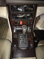 Mercedes Benz R129 300, 500SL, SL 320, 500, 600 Center Dash Wood Consol Panel