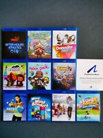 PlayStation 3 PS3 Move 10 Games Bundle Pack Rare