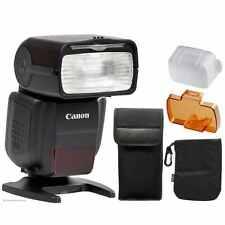 Canon Speedlite 430EX III-RT Flash for Canon DSLR Cameras