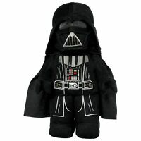"""LEGO Star Wars 13"""" Inch Darth Vader Plush Collectible Character Lego Hands NWT"""