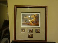 Robert Steiner 1996 California Duck Stamp Print governors  edition