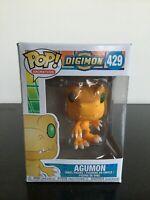 x1 New Sealed #429 Agumon Digimon