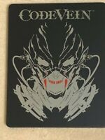 CODE VEIN Steel Book Only Bandai Namco Play station 4 From Japan