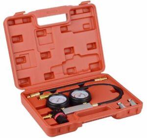 Tester Leakdown Leak Cylinder Compression Kits Petrol Detector Leakage Engine