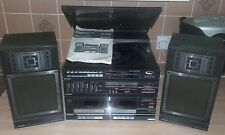 sharp vx-1550,vintage hi-fi,both sided record player, both sided turntable