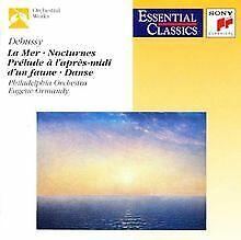 La Mer / Nocturnes / Apres-Midi.. von Eugene Ormandy | CD | Zustand gut