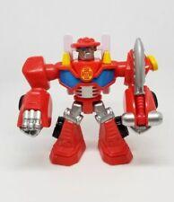 Hasbro Playskool Heroes Heatwave Transformers Figure Axe