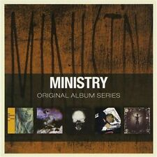 Ministry-Original Album Series (5-cd) Boxe