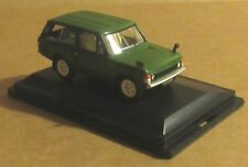 OXFORD DIECAST RANGE ROVER CLASSIC LINCOLN GREEN 1:76 SCALE CAR VEHICLE