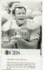 ROBERT CONRAD FOOTBALL UNIFORM PORTRAIT GLORY DAYS ORIGINAL 1988 CBS TV PHOTO