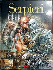 Paolo Eleuteri Serpieri, Druuna 8: clone, Ed. Alessandro, 2003