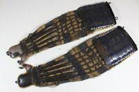 """BISYAMON KOTE of YOROI (armor) : EDO : 25.6 × 7.9 """"  980g"""