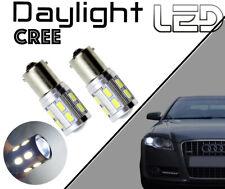PEUGEOT 308 I 2 ampoules LED BLANC CREE P21/5W feux de jour diurne Roulage