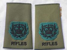 Rango cinghie: battaglioni, Warrant Officer 2, RQMS, verde oliva