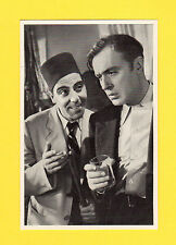 Algiers Joseph Calleia Charles Boyer 1940 Cigarette Card #128