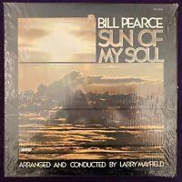 BILL PEARCE Sun of My Soul LP WORD Xian Funk Drum BREAKS Rare LARRY MAYFIELD