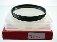 Original Leica Leitz UV-A Objektiv Filter Lens E55 55 55mm Germany 13373 621/9