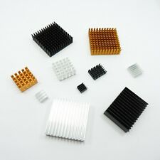 Aluminum IC Chip Heatsink Radiator Cooler Heat Sink