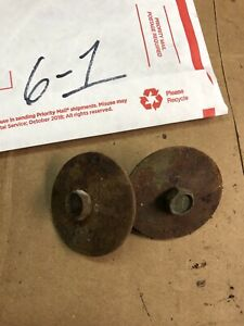 1968 1979 CAMARO CHEVELLE GTO REAR SEAT BACK MOUNT SCREW 3/8 Head HARDWARE Set !