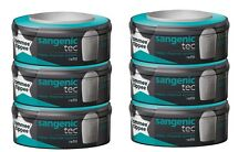 SANGENIC TOMMEE TIPPEE NAPPY BIN REFILL CASSETTES FOR NAPPY BIN/PAIL 6 PACK