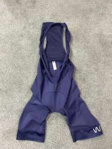 Wyn Republic Navy Blue Cycling Bib Shorts men's M