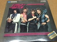 "CONEY HATCH Laserdisc 80's Music Videos LD 8"" SEALED BRAND NEW"