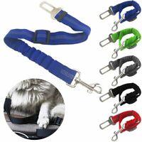 Dog Cat Pet Car Seatbelt Safety Insert Retractable Seat Belt Buckle Universal
