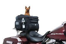 Motorcycle Pet Palace Dog Carrier Easy Mount to Seat Rack or Trunk Kuryakyn 5288