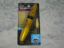 Maybelline Volume Express Spider Effect Mascara, Shade 222 Classic Black