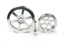 OBX Overdrive Pulley Kit 94 95 96 97 98 99 00 01 Integra RS LS GS GSR Polish