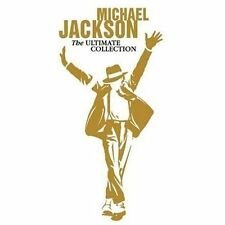 Michael Jackson: The Ultimate Collection 5 Disc Box Set CD, 60 day warranty New