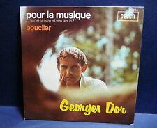 GEORGES DOR Pour la musique 84055